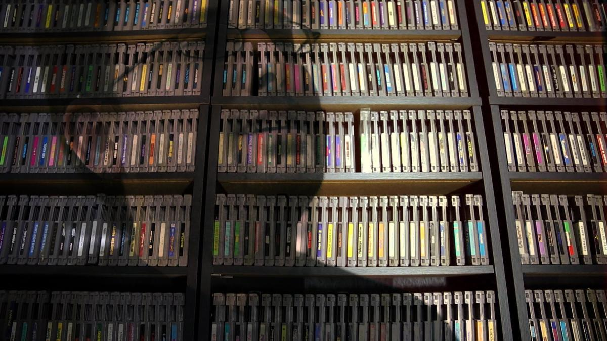 The Cartridge Collector: The quest to collect every NES game ever made